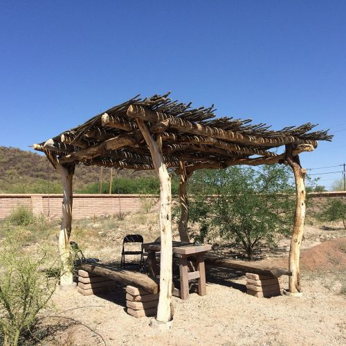 ramada shade arid