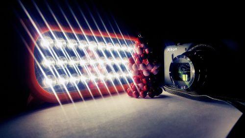 ramadan light camera