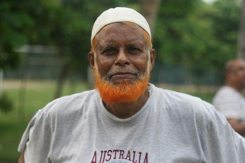 ramadan bangladesh red hair