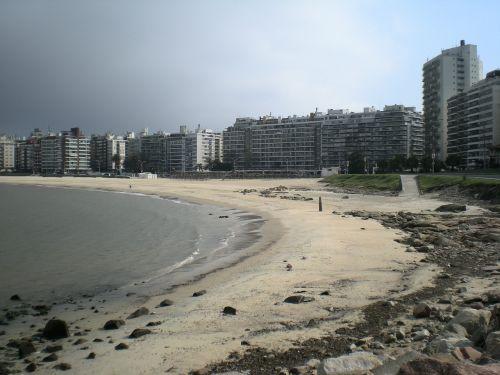 rambla beach montevideo