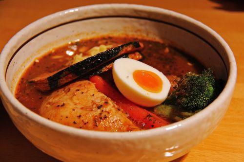 ramen soup mouth-watering