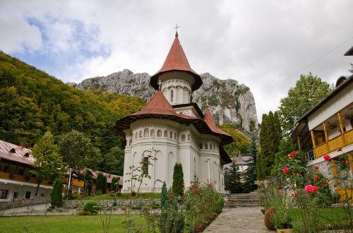 ramet monastery romania