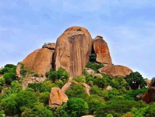 ramgiri hills ramadevara betta bangalore