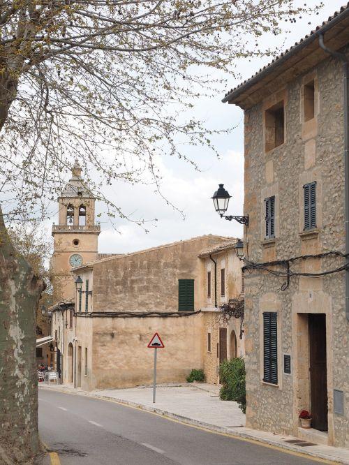 randa village mallorca