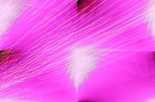 Random Lines Pink Background