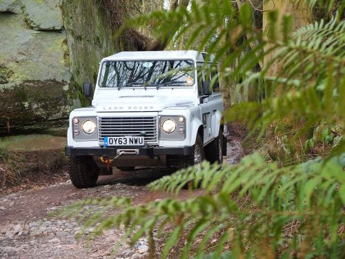 range rover offroad england