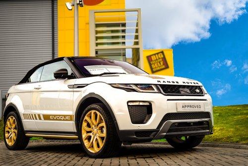 range rover evoque convertible  convertible  suv