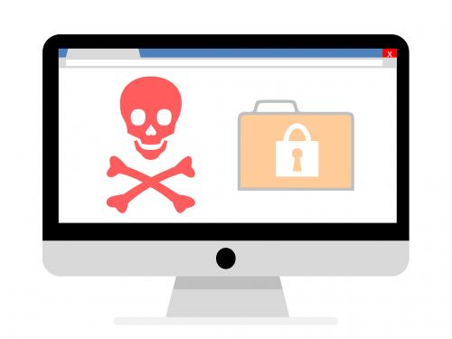 ransomware virus malware