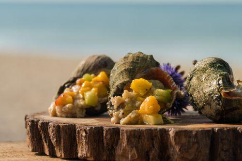 rapana food beach