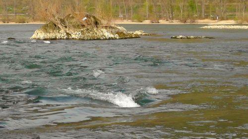 rapids rhine flow