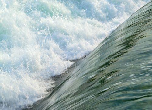 rapids water turbulence