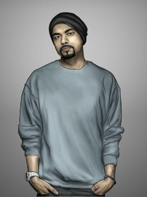 rapper punjabi rapper hiphop rapper