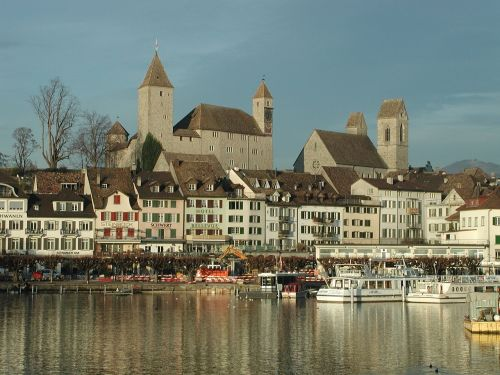 rapperswil switzerland places of interest