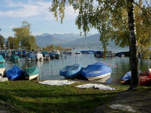 rapperswil port ships