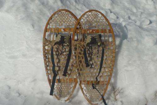 Snowshoes # 1