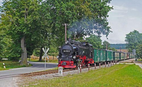 rasender roland rügen island narrow gauge railway