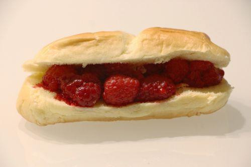 raspberries roll funny
