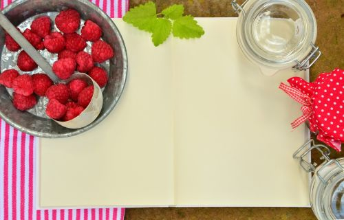 raspberries recipe book raspberry jam