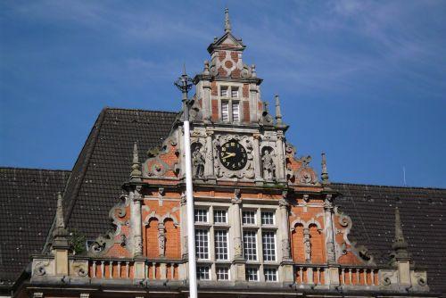 Rathaus Hamburg-Harburg