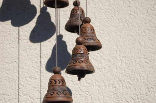 rattle in the wind bells rattles
