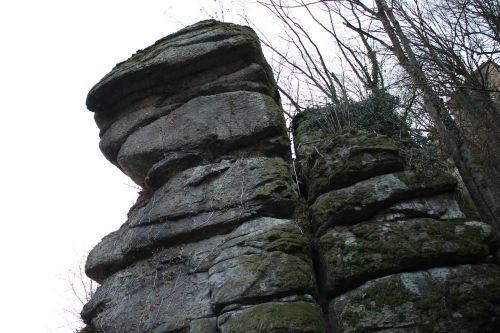 rattleback rock gorge