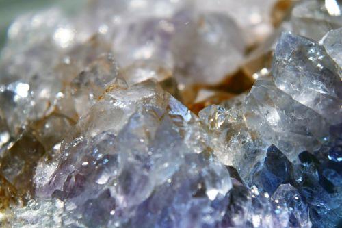 Raw Crystals 2