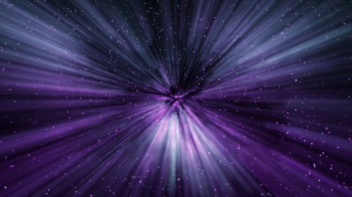 ray lights abstract background