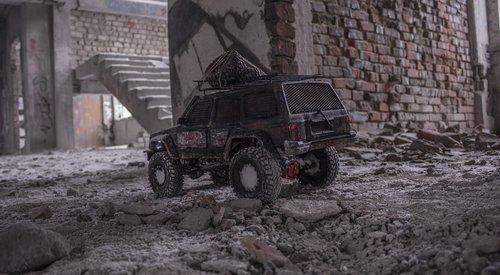 rc  jeep grand cherokee  jeep