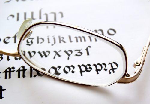 reading glasses glasses see