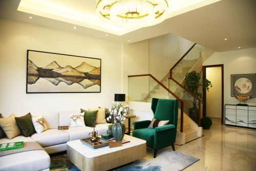 real estate sample room hainan