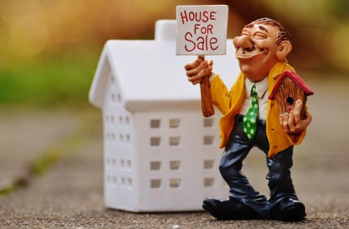 real estate agents home sell