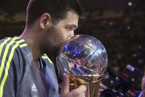 basketball real madrid champion