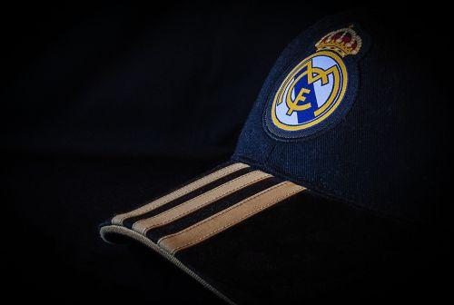 real madrid cap hat