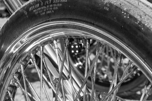 rear tire dice spoke