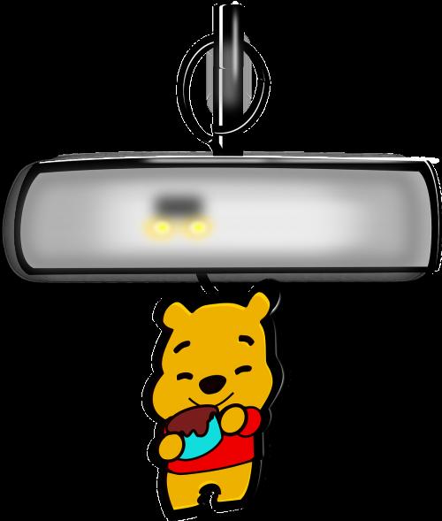 rear-view mirror interior mirror inside mirror