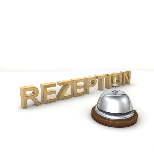 reception bell staff