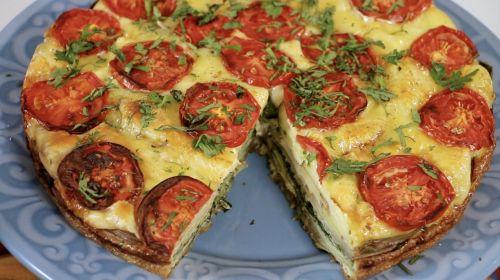 recipe comisa healthy tomato