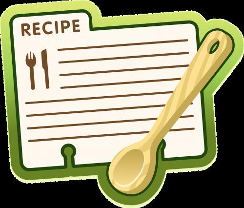 recipe label icon