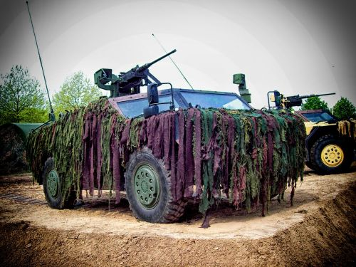 reconnaissance vehicle vehicle army