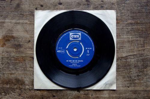 record gramophone record disc