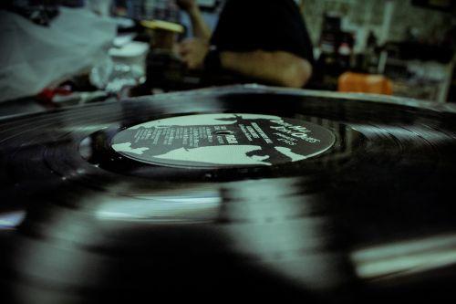 record vinyl vintage
