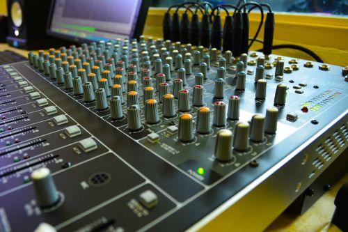 record sound studio