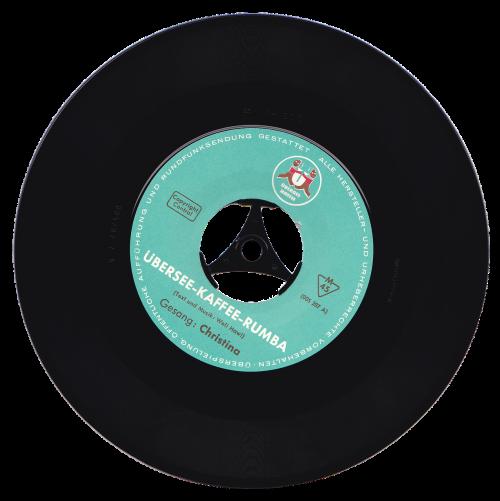 record single vinyl