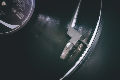 record  plate  vinyl