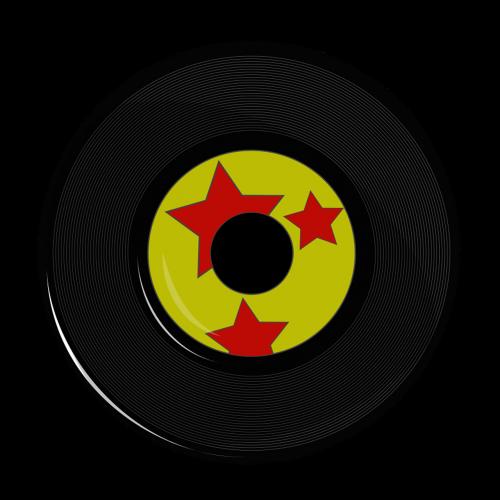record disc 45