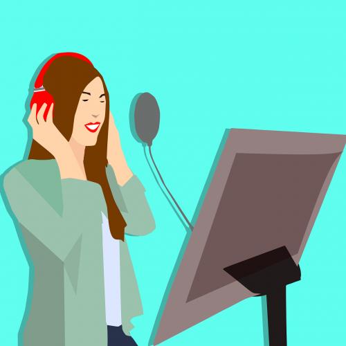 recording studio sound recording equipment microphone