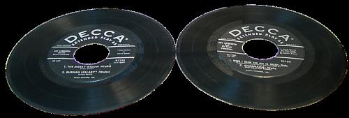 records 45rpm music