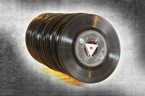 records music tinge