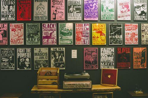 records albums vinyls