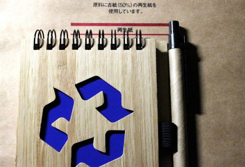 recover muji recycled